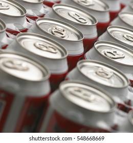 ALUMINIUM DRINKS CANS