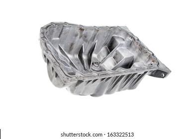 Aluminium oil sump