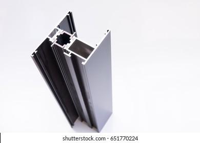 Aluminium Protruded Profile Windows Doors Manufacturing