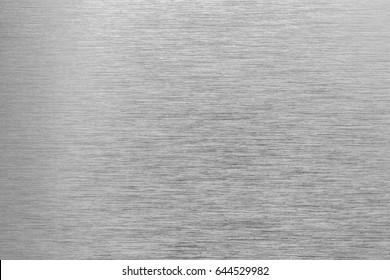 Aluminum brushed sheet and grain texture for background.