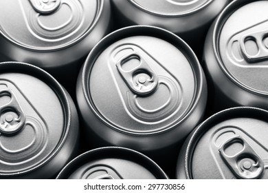 Aluminum drinks can
