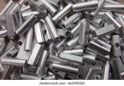 Aluminum parts