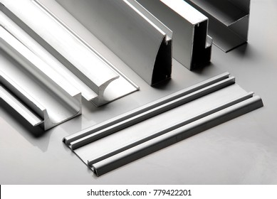 Aluminum profile for window, door, bathroom box