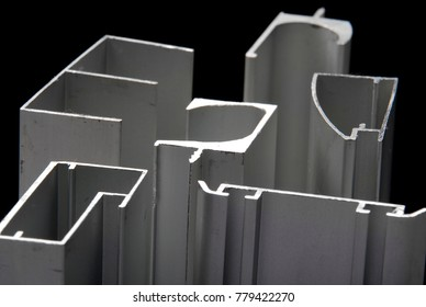 Aluminum profile for window, door, bathroom box