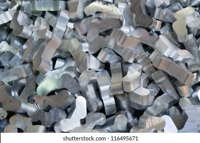 Aluminum recycling