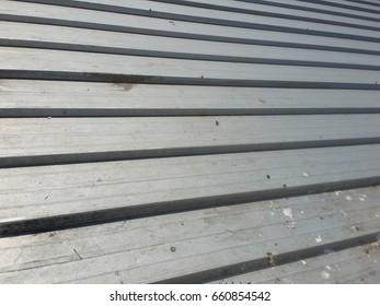 aluminum roof texture