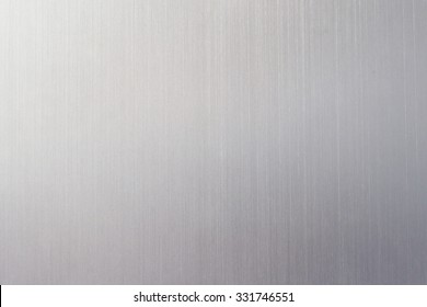 Aluminum sheet texture with reflection, metal background, abstract sliver background for luxury product