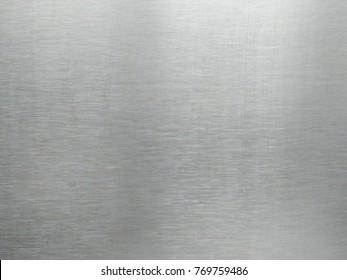 Aluminum texture background
