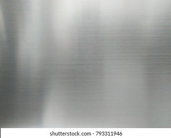 Aluminum texture background