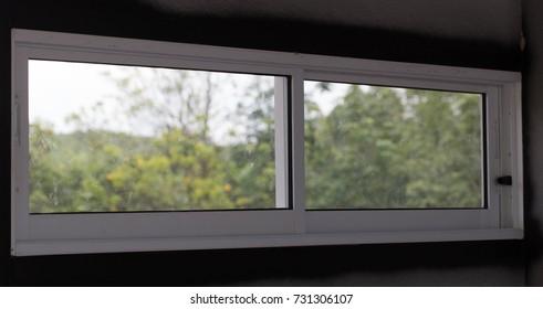 Aluminum Window Sliding