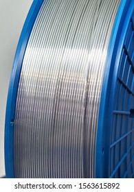 Aluminum wire in the coil