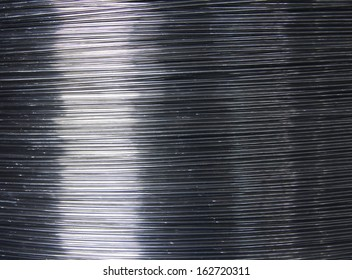 aluminum wire roll