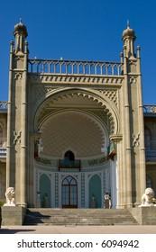 Alupka palace