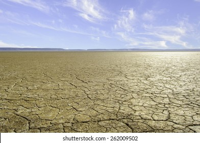 The Alvord Desert, Harney County, Southeastern Oregon, Western United States