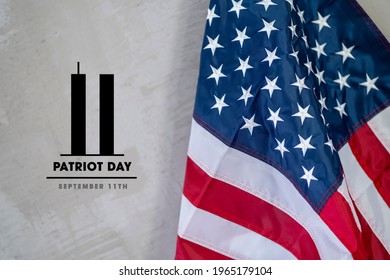 Always Remember 9 11, september 11. Remembering, Patriot day. The Twin towers representing the number eleven. We will never forget, the terrorist attacks
