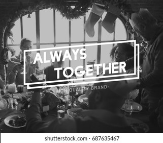 Always Together Love Precious Moments