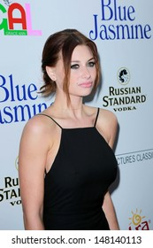"""Aly Michalka at the """"Blue Jasmine"""" Los Angeles Premiere, Academy of Motion Picture Arts and Sciences, Beverly Hills, CA 07-24-13"""