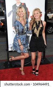 Alyson Michalka and Amanda Michalka at the Los Angeles Premiere of '17 Again'. Grauman's Chinese Theatre, Hollywood, CA. 04-17-09