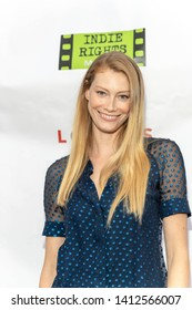 "Alyssa Sutherland attends ""Loners"" Los Angeles Premiere at Ahrya Fine Arts by Laemmle, Beverly Hills, CA on May 30, 2019"