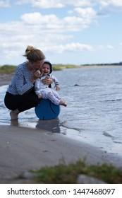 Amager beach copenhagen 2019 bobles playtoy for kids