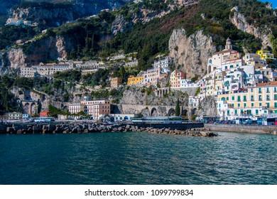 Amalfi Coast Campania Italy