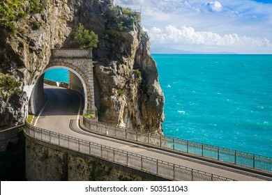 The Amalfi Drive