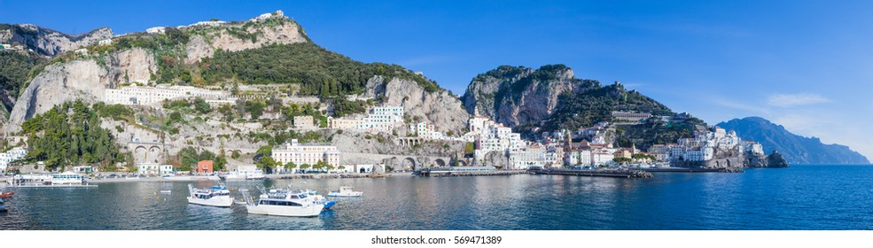 Amalfi Panoramic