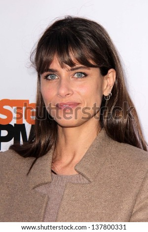 "Amanda Peet at the ""Arrested Development"" Los Angeles Premiere, Chinese Theater, Hollywood, CA 04-29-13"