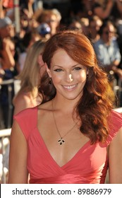 """Amanda Righetti at the premiere of """"Captain America: The First Avenger"""" at the El Capitan Theatre, Hollywood. July 19, 2011  Los Angeles, CA Picture: Paul Smith / Featureflash"""