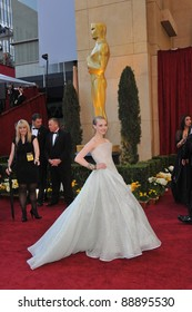 Amanda Seyfried at the 82nd Annual Academy Awards at the Kodak Theatre, Hollywood. March 7, 2010  Los Angeles, CA Picture: Paul Smith / Featureflash