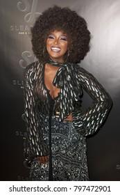 "Amara La Negra arrives at the Launch Party for Stevie J aka ""Sleazy J""  in Atlanta Georgia USA at the Revel in Atlanta on January 18th 2018"