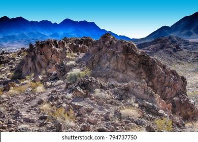 Amargosa Trail, Henderson NV