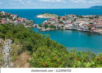 Amasra, Bartin - Turkey, Amasra is a small tourist magnet town in the West black sea region of Turkey