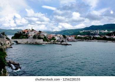 Amasra bay from the sea