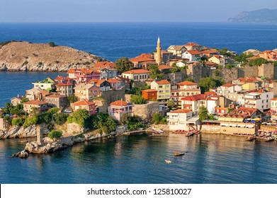 Amasra, Black sea resort, Turkey