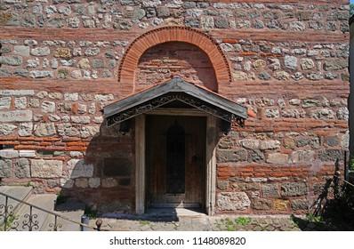 Amasra Chapel near Amasra Castle