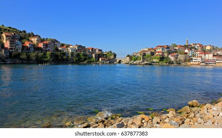 Amasra Town from Turkey