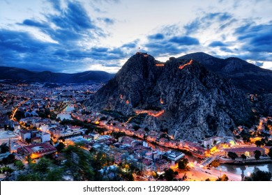 Amasya is an ancient city in Turkey. Also it is known as Ottoman's Prince City.