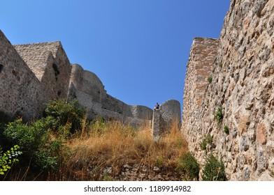 Amasya Castle From Turkey