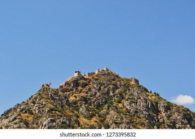 Amasya City Center View of Amasya Castle