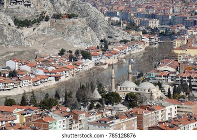 Amasya is a city in northern Turkey . Amasya it is located inside the Black Sea Region.City is known as Ottoman's prince city.