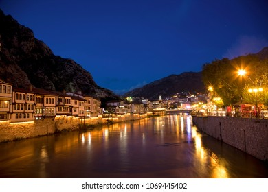 Amasya is one of the provinces in Central Anatolia Turkey which is distinct both with its Natural setup and Historical values it holds.