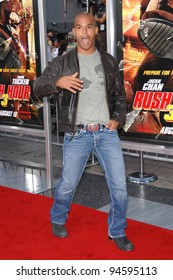 "Amaury Nolasco at the Los Angeles premiere of ""Rush Hour 3"" at Grauman's Chinese Theatre, Hollywood. July 31, 2007  Los Angeles, CA Picture: Paul Smith / Featureflash"