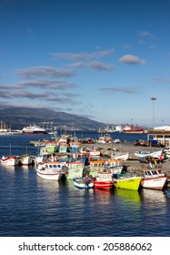 Amazing Azores, Sao Miguel island harbor