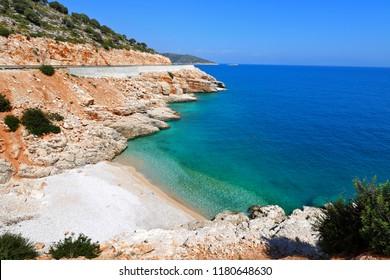 Amazing bay in Kas, Antalya.