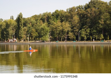 Amazing and Beautiful Park in Chisinau, Moldova - Valea Morilor Park