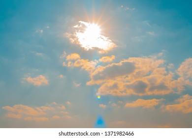 Amazing beauty day sky