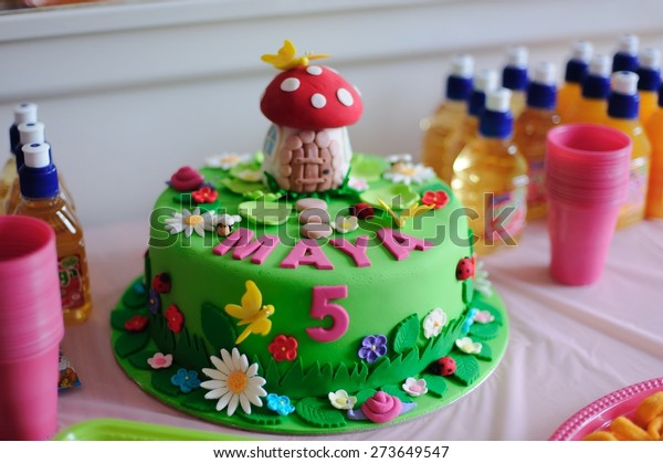 Remarkable Amazing Birthday Cake Fine Details Fairy Stock Photo Edit Now Funny Birthday Cards Online Overcheapnameinfo