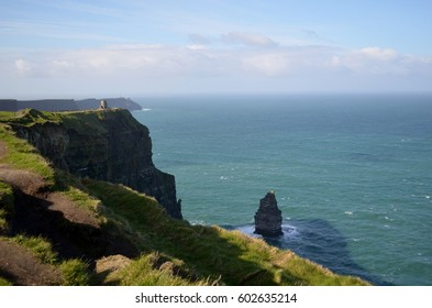 Amazing Cliff's of Moher in County Clare Ireland.