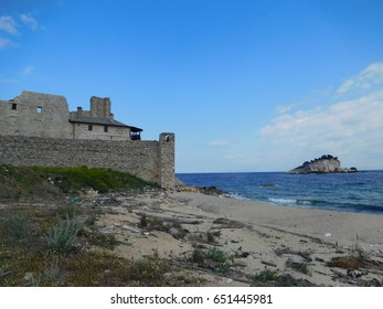 Amazing feelings when you explore the Holy Mount Athos,Greece